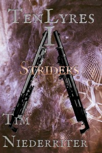 Striders Cover