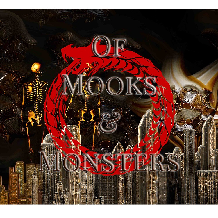 Of Mooks and Monsters Episode 79 – Making Stuff Up