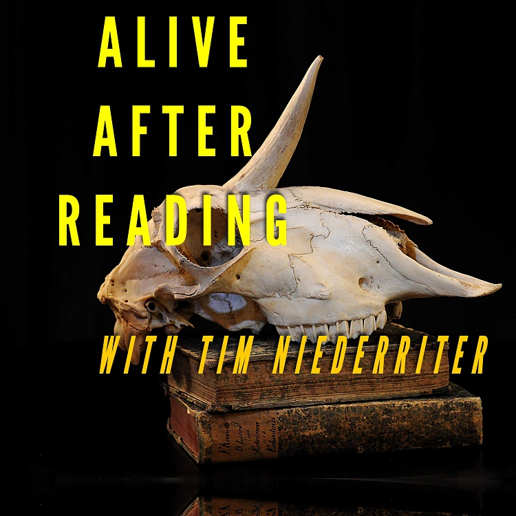Alive After Reading Episode 26 – Suzy Vadori Returns